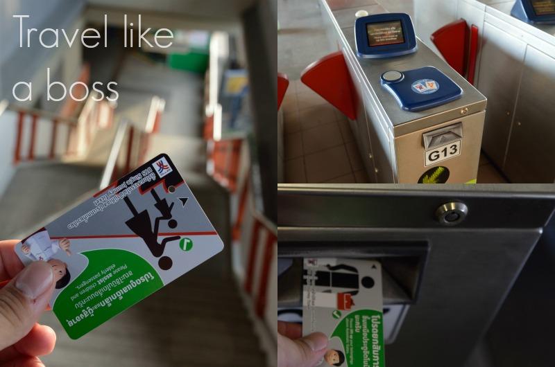 Cách sử dụng thẻ BTS