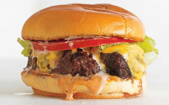 Hamburger Arch Deluxe