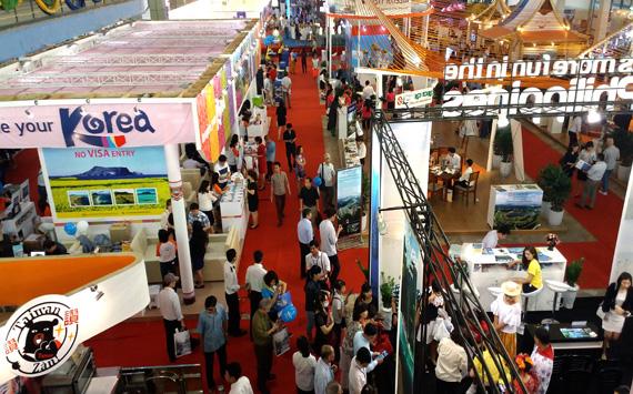 hội chợ du lịch quốc tết 2016