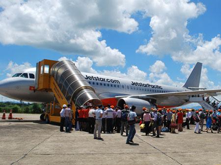Vé máy bay quốc tế của Jetstar Pacific chỉ 299.000 đồng