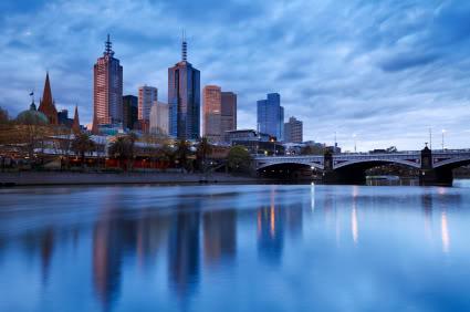 Melbourne của Úc