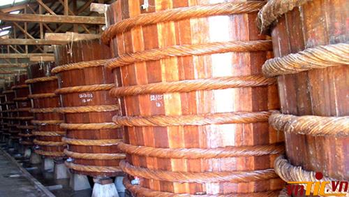 Làng nước mắm Phú Quốc