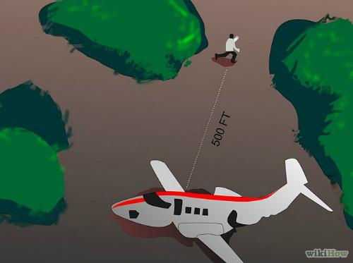 Những hướng dẫn buộc phải ghi nhớ khi máy bay gặp sự cố