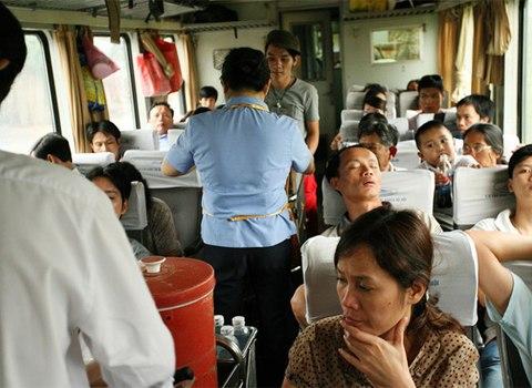 Vé tàu Bắc - Nam sẽ giảm hơn ô tô
