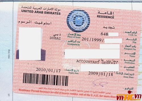 Visa UAE