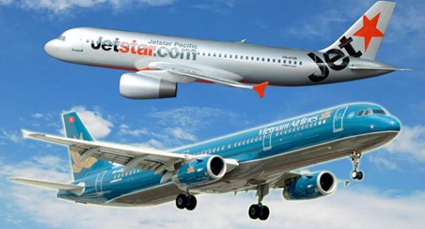 Vietnam Airlines hợp tác Jetstar